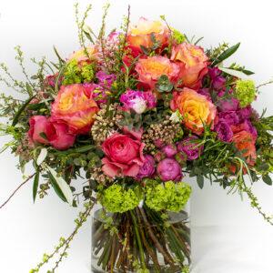 Muttertags Blumenstrauß_Front