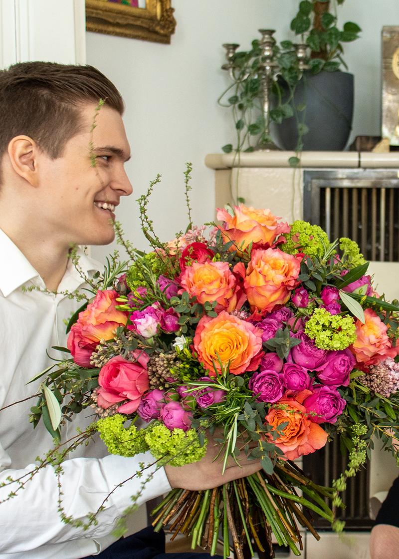 Muttertags Blumenstrauß_S3